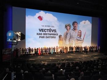 Pieaug Latvijas filmu konkurētspēja un skatītāju skaits