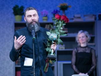 Ceturto Krodera balvu saņem režisors Viesturs Kairišs (+video)