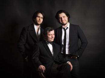 """Ar jaunu programmu """"Jūrmalas festivālā"""" klausītājus priecēs pianisma virtuozi – """"3 Osokini"""""""