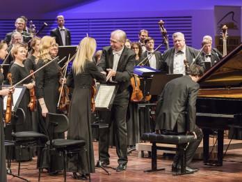 Gintars Rinkevičs noslēgs savu pirmo sezonu LSO galvenā diriģenta amatā