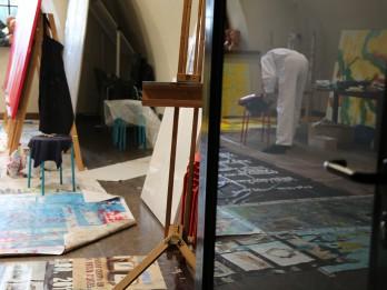 """Daugavpilī notiks glezniecības simpozijs """"Mark Rothko"""","""