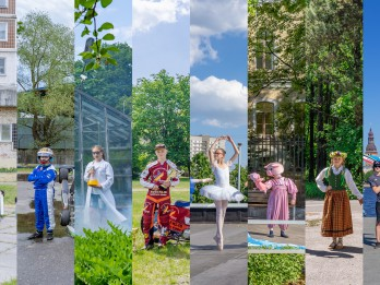 """Tirdzniecības parkā """"Alfa"""" atklās Latvijas valsts simtgadei veltītu pasākumu ciklu """"Tā daļa manas Rīgas"""""""