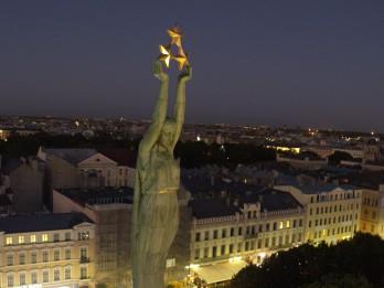 """18. novembrī pie Brīvības pieminekļa gaidāms koncertuzvedums """"18.11"""""""