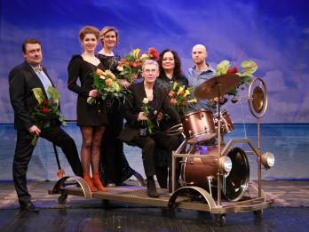 Noteikti Valmieras drāmas teātra labākie mākslinieki un gada izrāde