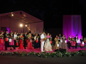 Krāšņi izskanējis 3. Starptautiskā Operetes festivāla Galā koncerts