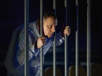 """Daugavpils teātrī piedzīvota """"Cilvēks no Podoļskas"""" pirmizrāde"""