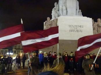 Lāčplēša dienā Rīgā notiks piemiņas pasākumi un koncerti, atzīmēs arī Bermontiādes simtgadi
