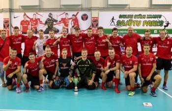 """Latvian Open"" uzvar ""Valmiera/ViA"", ""Ogres vilki"" un ""Ķekava"""