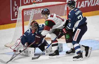 Hokeja izlases mērķis Slovākijā – gūt vārtus un izcīnīt pirmo uzvaru aprīlī