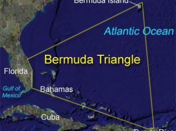 Bermudu trijstūra noslēpumi