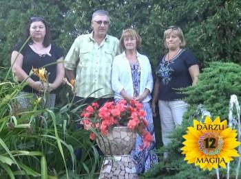 Video: 12 DĀRZU MAĢIJA. 4. sērija - Vēža dārzs