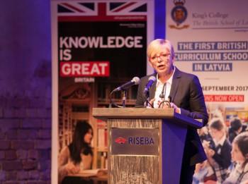 Britu izglītības eksperte:  bērniem skolās jāmāca uzņemties risku
