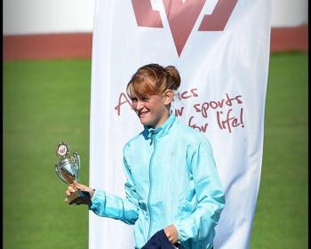 Laine Donāne - jauniešu olimpiādes ceturtā labākā šķēpa metēja!
