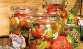 Rudens laika konservējumi. 8 garšīgas receptes. 1.daļa