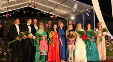 Otrā Operetes festivāla programmu izziņos preses konferencē