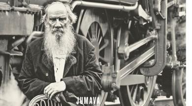 """Apgādā """"Jumava"""" iznākusi Ksenijas Zagorovskas grāmata """"Pēdējās stacijas priekšnieks"""""""