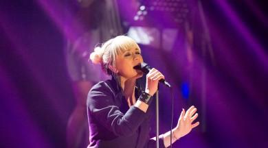 """Aijas Andrejevas jaunā CD """"Mēs pārejam uz Tu"""" prezentācijas koncertu noslēgums koncertzālē """"Palladium"""""""