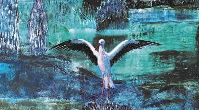 """Tiks atklāta gleznotāja Jāņa Anmaņa jubilejas personālizstāde """"Dievzemīte"""""""