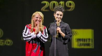 Pasniegtas Zelta Mikrofons 2019 balvas
