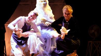"""Latvijas Leļļu teātris ar izrādi """"Zelta zirgs"""" viesosies starptautiskā teātru festivālā Krievijā"""