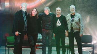 """""""Jumprava"""" prezentē jauno albumu """"Insomnia"""" un pārizdoto 1989. gada vinila plati """"Pilsēta"""""""