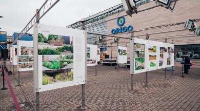 """Pie Origo atklāta """"Latvijas Ainavu arhitektūras balva 2019"""" izstāde"""