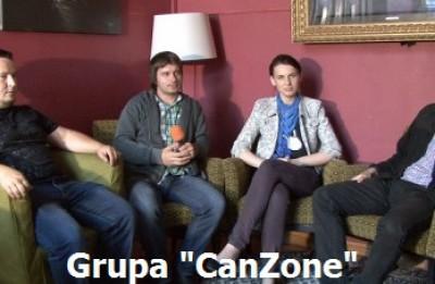 """Video: Pašu radītais skārdroks ar akordeonu. Videointervija ar """"CanZone"""" mūziķiem"""