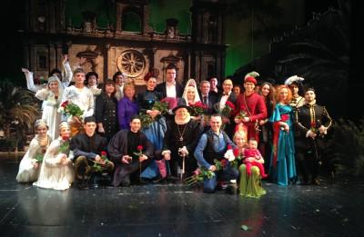 Daugavpils teātrī sezonas noslēgumā spāņu teātra zelta laikmets