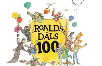Roaldam Dālam – 100