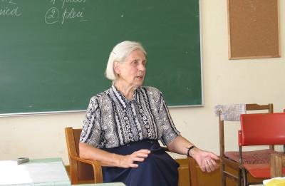 """Apgāds """"Jumava"""" organizē ungāru literatūras tulkotājas Elgas Sakses latviešu valodā tulkoto grāmatu izstādi"""