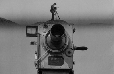 """Kinolektorijā """"Tas, ko Tu nedrīksti nezināt XII"""" – pasaules kino klasika """"Cilvēks ar kinokameru"""""""