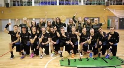 """Latvijas čempionātā triumfē """"Valmiera"""" un """"Salaspils WT"""""""