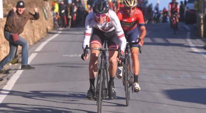 """Neilands piedalās """"Giro d'Italia"""" 17. posma atrāvienā"""
