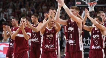 Latvijas basketbola izlase lidos uz Melnkalni ar līgumreisu