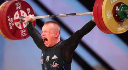 Suharevs un Mežinskis sasniedz augstvērtīgākos rezultātus Latvijas U20 un U23 čempionātā
