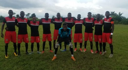 """Futbola klubs """"Liepāja"""" izveido savu akadēmiju Nigērijā"""