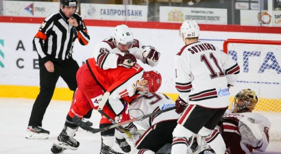 Māršalam 1+2, ''Dinamo'' trešajā periodā gandrīz paveic varoņdarbu