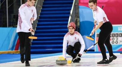 Latvijas kērlinga izlase bez punktiem debitē pirmajā jaunatnes olimpiskajā spēlē