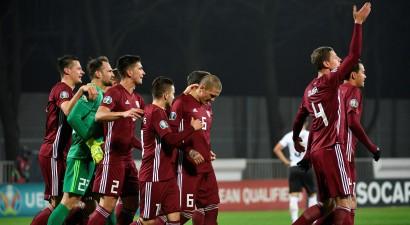Baltijas kausa izcīņa futbolā tiks aizvadīta jūnija sākumā