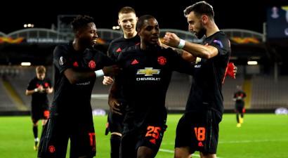 """""""Manchester United"""" turpinās īrēt Igalo līdz janvāra beigām"""