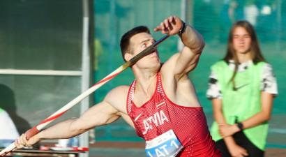 Čakšs divreiz labo personīgo rekordu, Grīva pirmoreiz pārsniedz 80 metrus