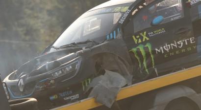 """Bakeruds: """"Pēc avārijas Rīgā aizvēru acis un cerēju, ka konkurenti izvairīsies no manas mašīnas"""""""