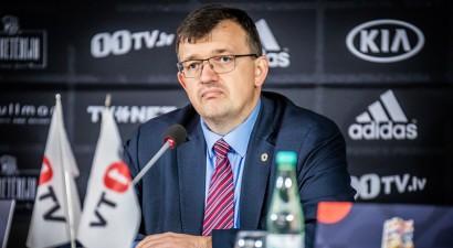 Kazakeviča un Latvijas izlases uzdevums - vismaz ceturtā vieta
