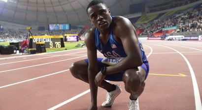 Pasaules ātrākajam cilvēkam diskvalifikācija un Tokijas spēles iet gar degunu