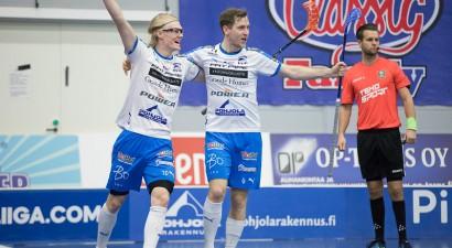 """Krūmiņa klubs uzvar """"Classic"""" un iekļūst Somijas kausa finālā"""