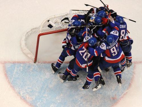 Kam tiks bronza - Slovākijai vai Somijai?
