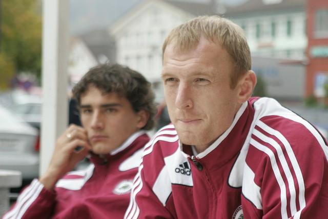 U-17 futbola izlasi vadīs Stepanovs, U19 - Babičevs