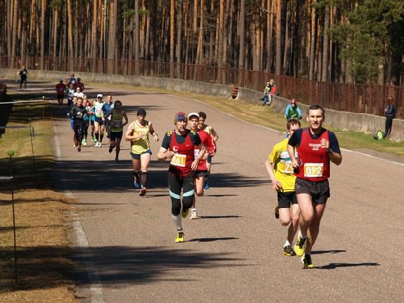 """""""Skrien Latvija"""" otrajam posmam pieteikušies jau vairāk nekā 1000 skrējēju"""
