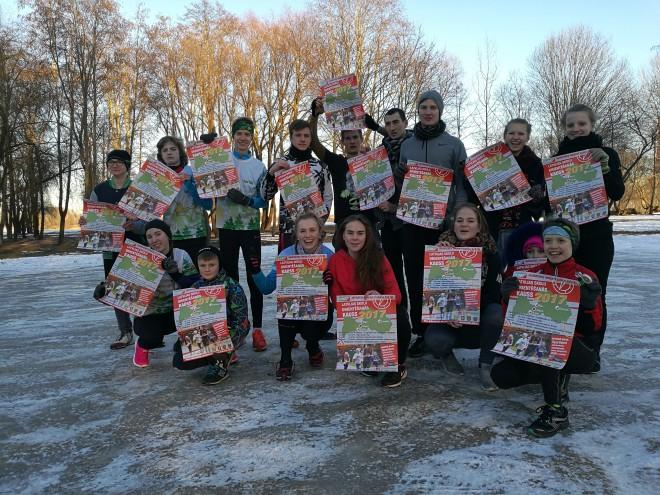 Skolēni aicināti piedalīties skolu orientēšanās sacensībās
