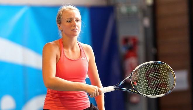 """Marcinkeviča piedzīvo zaudējumu """"International'' sērijas turnīra kvalifikācijā"""